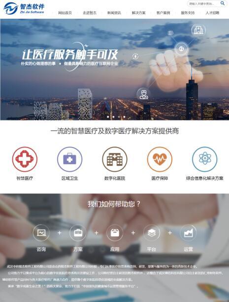 武汉中科智杰软件工程有限公司